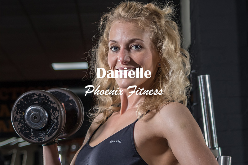 Gym and Fitness Photographer