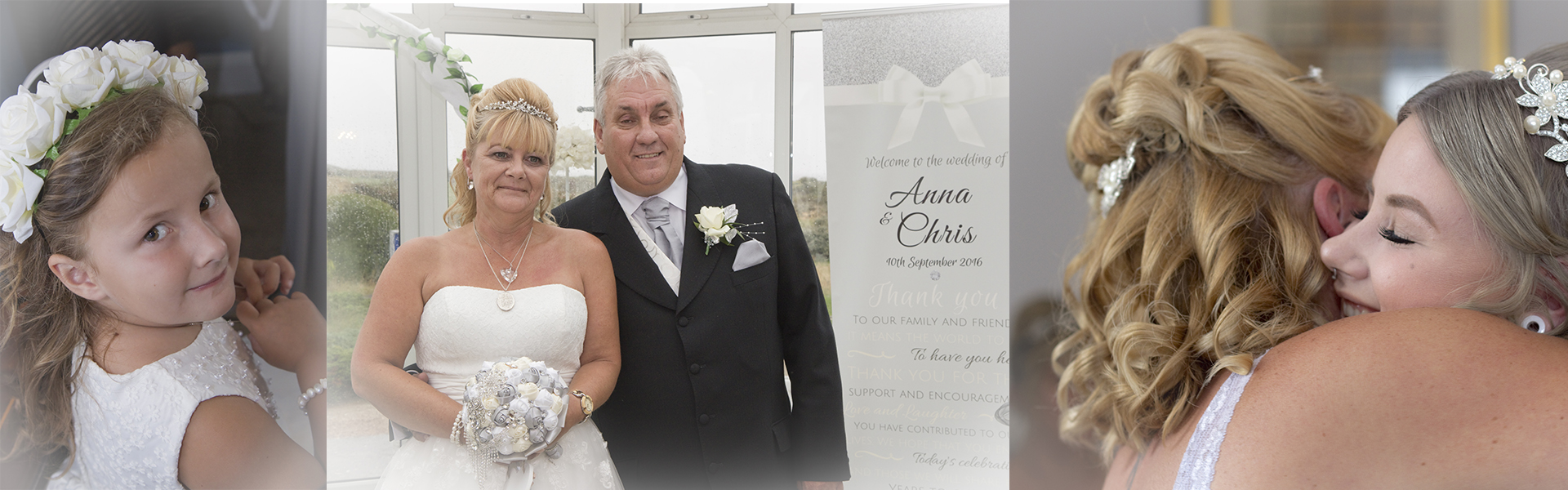 The wedding of Anna & Chris at the North Shore Hotel in Skegness