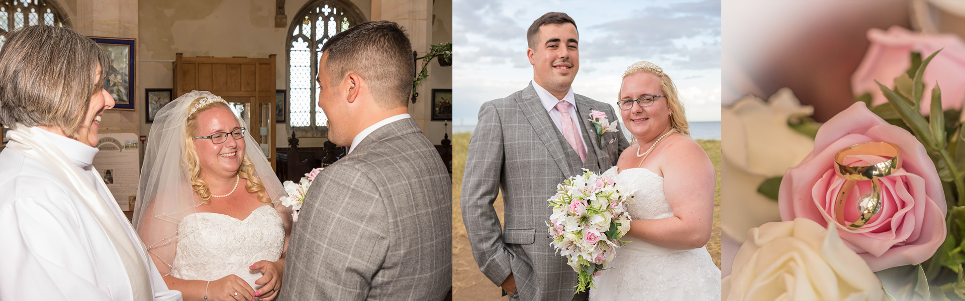 Weddings at The Links Hotel, Skegness, Lincolnshire